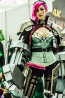 Vi (Anime Expo 2014) by AJGolden