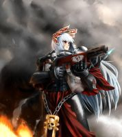 Sister of battle...?? by fgt1111