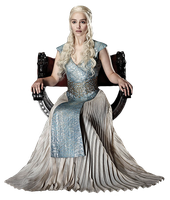 Daenerys Targaryen-Game of Thrones PNG 1 by Isobel-Theroux