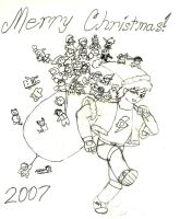 Merry Christmas - 2007 by soryukey