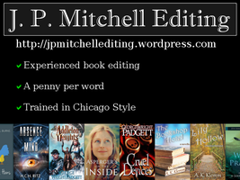 J. P. Mitchell Editing by Ankh-Infinitus