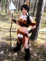 Nidalee by Stunt-Sheep