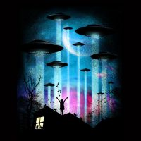 Martians Coming by Design-By-Humans