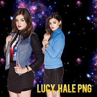 Lucy Hale  Png by tectos