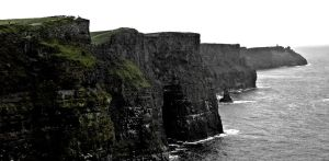 The Cliffs of Moher by IoannisCleary