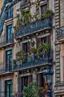 Jungle balconies by forgottenson1