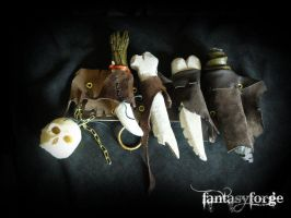 LARP weapon: Goblin stuff by FantasyForgeLARP