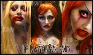 The TransylVAINian Tramps by HannabalXMarie