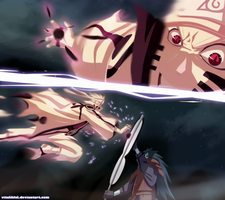 Naruto 601 - Naruto Vs Madara by VitalikLoL