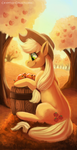 Applejack by Cryptid-Creations