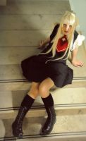 Air TV Misuzu cosplay by Shymasi