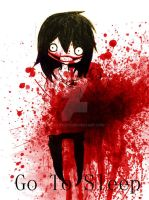 Jeff the Killer by MayxXx27x