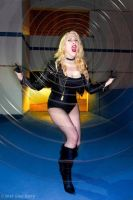 Black Canary by MoonGirl86