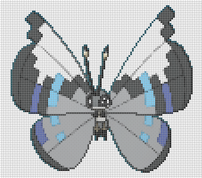 666.13  Vivillon by Electryonemoongoddes