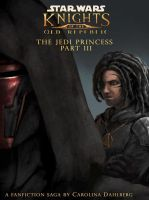 Jedi Princess III cover by nattzvart