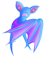 Zubat by Blubble-The-Blubs