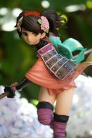 Momohime #2 by here-and-faraway