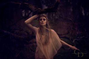 Lady of the Forest by Make-upArtist