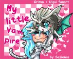 My little vampire by sazienas
