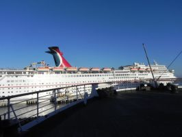 The MS Carnival Imagination by omega-steam