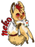My new Badge by NekoCanis