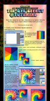 Photoshop Tie Dye Tutorial by S-Hirsack