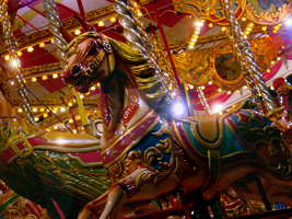 Carousel by theblindalley