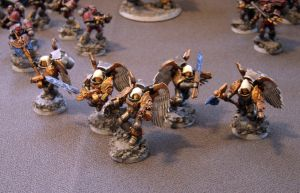 Sanguinary Guard by Noveros