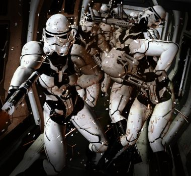 The Empire Strikes Out by HotHench