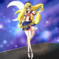 Sailor V by UnicornofMyst