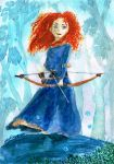 Merida by Sobola