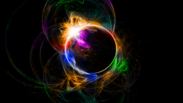 Color Explosion (Wallpaper) by Hardii