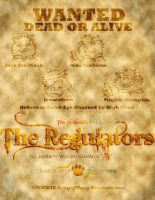 TDT: The Regulators - Cover by JWthaMajestic