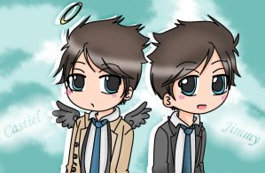 Cas_Jimmy by Lisiuchiha