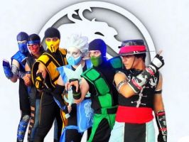 Mortal Kombat Group by AndroideDezoito