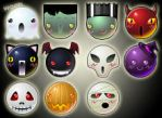 Free Halloween Avatar Pack by Hairac