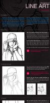 The Basics of Line Art by Gravija-Sunrise