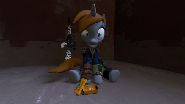 The Cost Of Sanity In The Wasteland by Dragonwolf122191