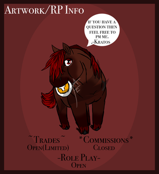 Artwork and Rp Information *2017* by Country-Cowboy