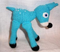 Amigurumi-Deer by Grey-Wolf-86