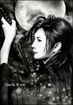 Under The Moon Light. Gackt. by Lisa-Of-The-Moon