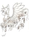 Cover for the MLP FIM Graphic Novel (OLD) by TheBlondeh