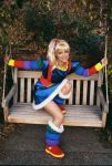 Rainbow Brite Cosplay by akuriko