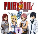 Fairy Tail Podcast Logo by zekkus