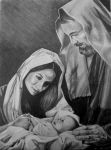 Nativity by LoveLikePoetry1