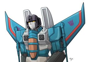 Thundercracker by Tyr44