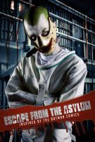 Escape from the Asylum by aabrownjr