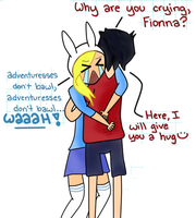 Why Are You Crying, Fionna? by DoNotGoGentleGabby