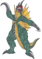 Gigan by NVraptor08