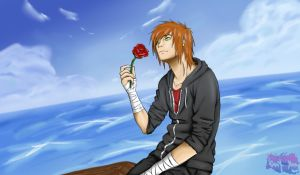 .: Arttrade: Rose on the Ocean :. by Eien-no-Yoru